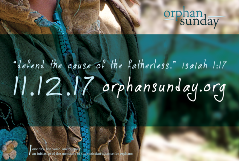 Orphan Sunday 2016 edited for 2017
