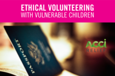 Ethical Volunteering with Vulnerable Children