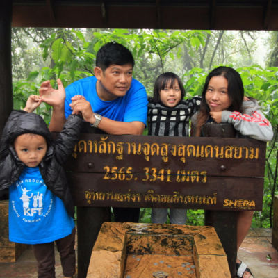 Stories and Videos - God is Keeping Families Together in Chiang Mai!